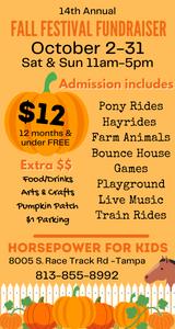 HorsePower for Kids Fall Festival