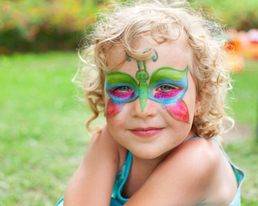 Kids Tampa: Face Painters and Tattoos  - Fun 4 Tampa Kids