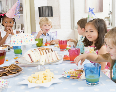 Kids Tampa: Catering - Meals - Fun 4 Tampa Kids