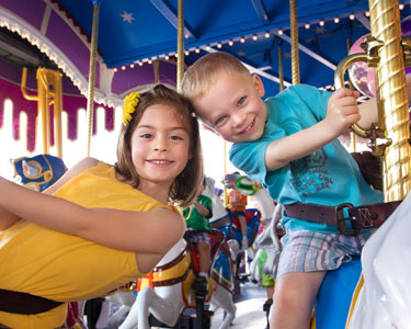 Kids Tampa: Amusement Parks and Rides - Fun 4 Tampa Kids