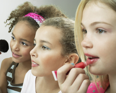 Kids Tampa: Spa Parties and Salon Parties - Fun 4 Tampa Kids