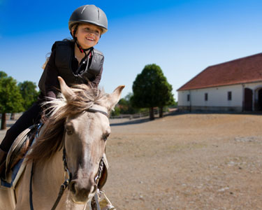 Kids Tampa: Horseback Riding Sports - Fun 4 Tampa Kids