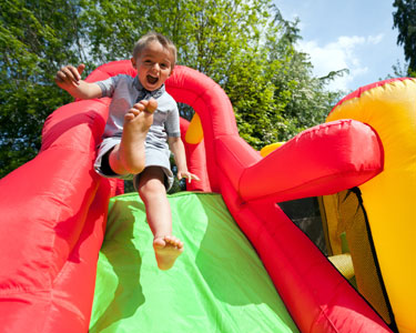 Kids Tampa: Inflatables and Attractions - Fun 4 Tampa Kids