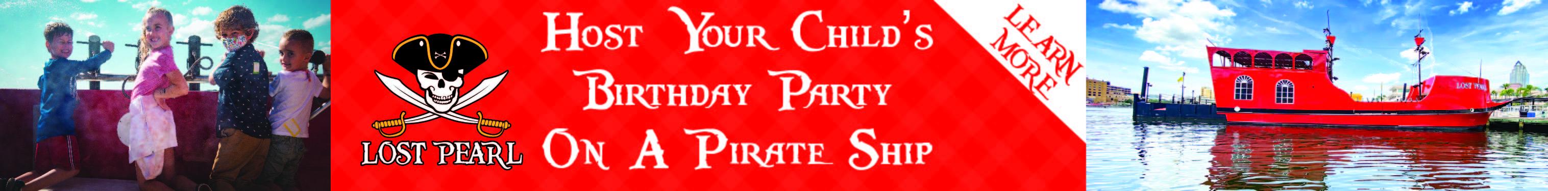 Lost Pearl Kids Parties