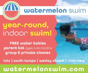 Watermelon Swim