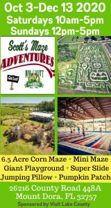Scott's Maze