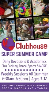 Victory Christian Clubhouse Summer Camp