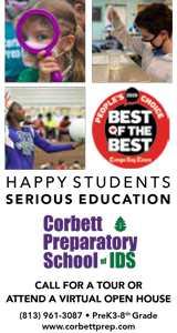 Corbett Preparatory School Happy Students Serious Education