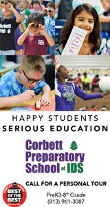 Corbett Preparatory School Happy Students Serious Education