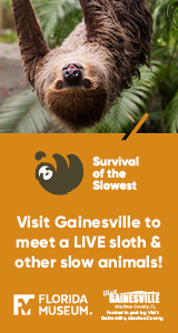 Florida Museum of Natural History - Survival of the Slowest