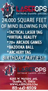 Laser Ops