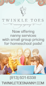 Twinkle Toes Nanny Agency Homeschool Pods