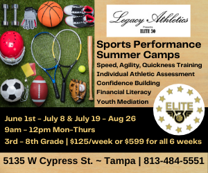 Legacy Athletics Sports Camps