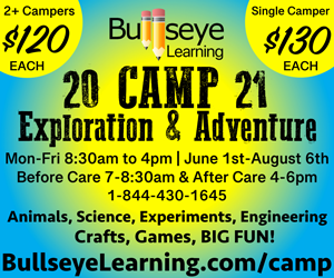 Bullseye Learning Summer Camp