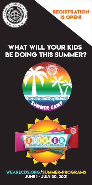 Carrollwood Day School Summer Camp