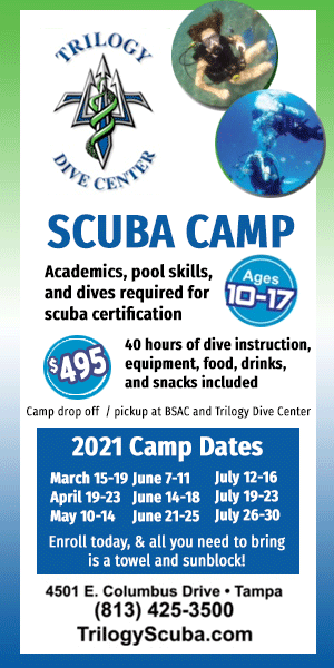 Trilogy Dive Center Scuba Camp
