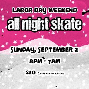 All Night Skate at Astro Skate - Fun 4 Tampa Kids