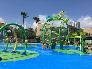 Florida Aquarium Splash Pad Fun 4 Tampa Kids