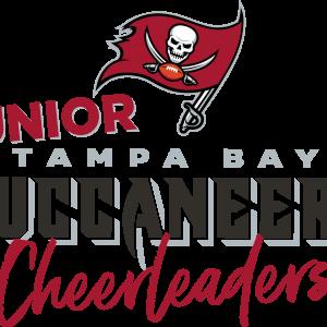 Junior Buccaneers Cheerleaders