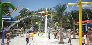 Kiwanis Sprayground