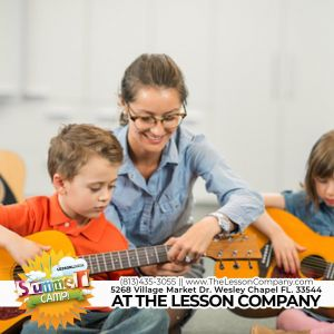 Lesson Company Music Camps, The