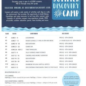 Bell Shoals Baptist Academy Discovery Camp