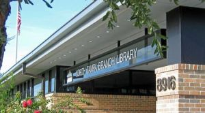 North Tampa Branch Library
