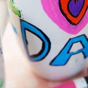06/18 Cheers to Dad at Chill Cawfee