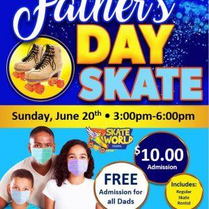 06/20 Father's Day Skate at Skateworld Tampa