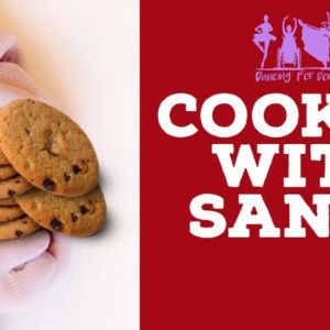 11/13 Cookies with Santa at Dancing for Donations