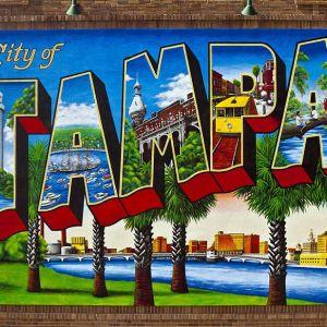 CIty of Tampa Murals