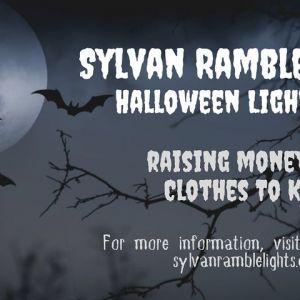 Halloween Light Show - Sylvan Ramble Lights