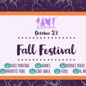 10/23 Fall Festival at Dancing for Donations
