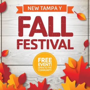 10/23 Fall Festival/Trunk or Treat at New Tampa YMCA