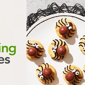 10/23 & 10/30 Big and Little Chef: Spooky Treats at Publix Aprons Cooking School