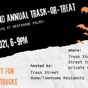 10/29 Westshore's Annual Trask-or-Treat at Westshore Palms