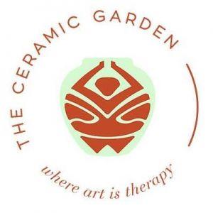 10/09 Ceramic Painting Class-Halloween Tray at Ceramic Garden
