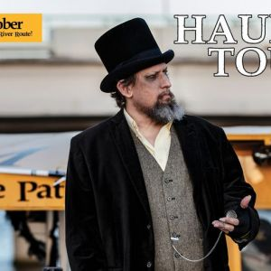 Haunted River Tours on Pirate Water Taxi