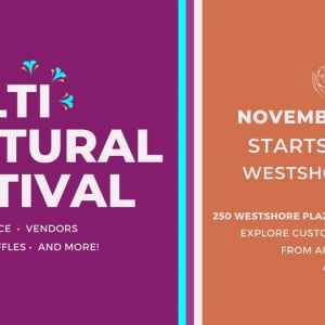 11/06 Multicultural Fest by ReDefiners at Westshore Plaza