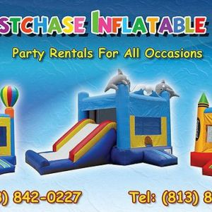 Westchase Inflatable Fun - Clowns, Balloons, and Face Painting