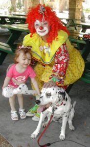 Wags The Clown