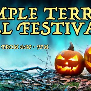 10/30 Fall Festival at Temple Terrace Family Recreation Complex