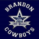 Brandon Cowboys Football and Cheerleading