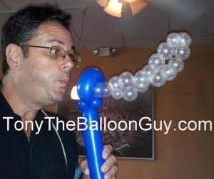 Tony The Balloon Guy