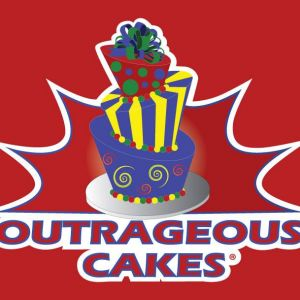 Outrageous Cakes - Cookies