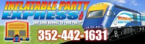 Inflatable Party Express