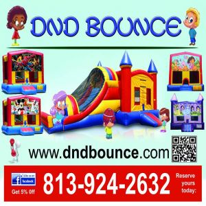 DnD Bounce Houses DJ