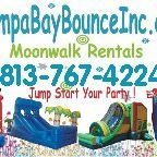 Tampa Bay Bounce Concessions and Tableware