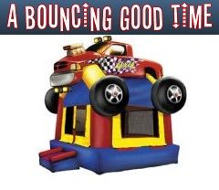 Bouncing Good Time Inflatables - Tents and Tables, A
