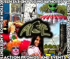 Action Promos and Events Carnival Games